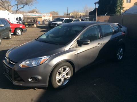 2014 Ford Focus for sale at DPM Motorcars in Albuquerque NM