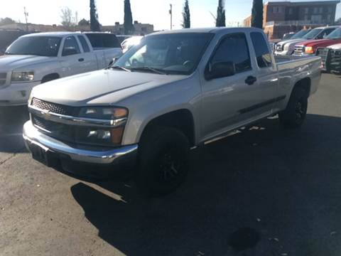 2005 Chevrolet Colorado for sale at DPM Motorcars in Albuquerque NM