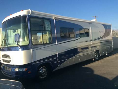 2003 Gulf Stream 34'1/2 for sale at DPM Motorcars in Albuquerque NM