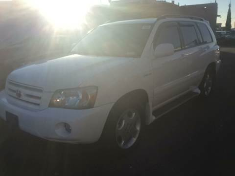 2004 Toyota Highlander for sale at DPM Motorcars in Albuquerque NM