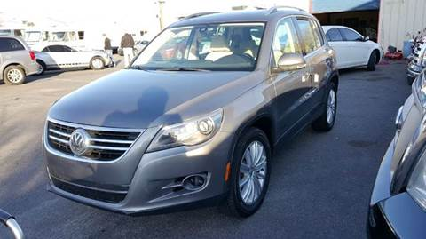 2009 Volkswagen Tiguan for sale at DPM Motorcars in Albuquerque NM