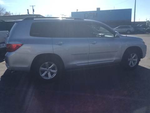 2008 Toyota Highlander for sale at DPM Motorcars in Albuquerque NM