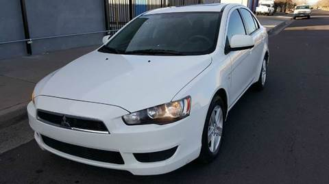 2008 Mitsubishi Lancer for sale at DPM Motorcars in Albuquerque NM