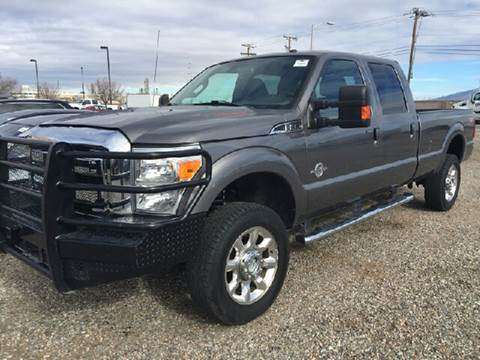 2011 Ford F-350 Super Duty for sale at DPM Motorcars in Albuquerque NM