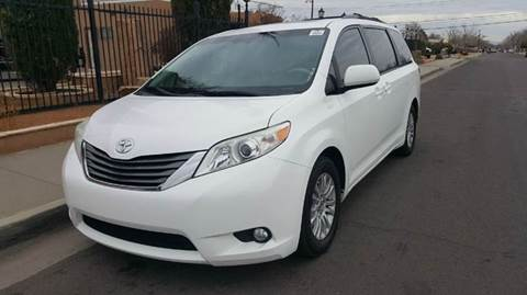 2011 Toyota Sienna for sale at DPM Motorcars in Albuquerque NM