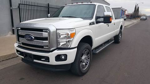 2016 Ford F-250 Super Duty for sale at DPM Motorcars in Albuquerque NM