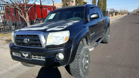 2006 Toyota Tacoma for sale at DPM Motorcars in Albuquerque NM