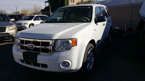 2008 Ford Escape for sale at DPM Motorcars in Albuquerque NM