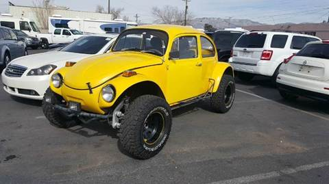 1973 Volkswagen Beetle for sale at DPM Motorcars in Albuquerque NM