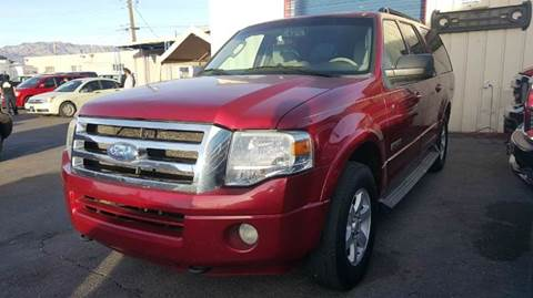 2008 Ford Expedition EL for sale at DPM Motorcars in Albuquerque NM