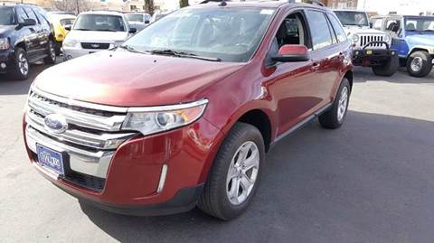 2014 Ford Edge for sale at DPM Motorcars in Albuquerque NM