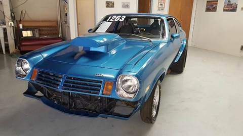 1977 Chevrolet Vega for sale at DPM Motorcars in Albuquerque NM
