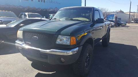 2002 Ford Ranger for sale at DPM Motorcars in Albuquerque NM