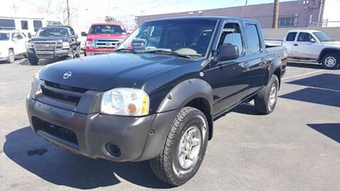 2003 Nissan Frontier for sale at DPM Motorcars in Albuquerque NM