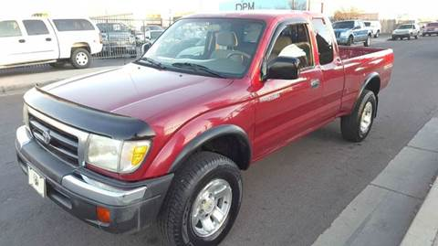 2000 Toyota Tacoma for sale at DPM Motorcars in Albuquerque NM