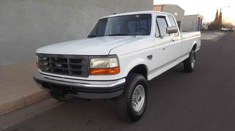 1997 Ford F-250 for sale at DPM Motorcars in Albuquerque NM