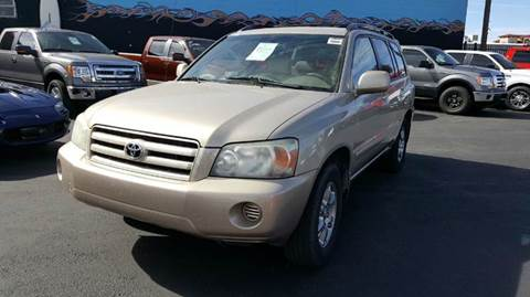 2005 Toyota Highlander for sale at DPM Motorcars in Albuquerque NM