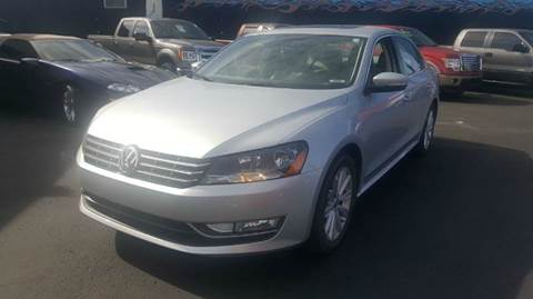2013 Volkswagen Passat for sale at DPM Motorcars in Albuquerque NM