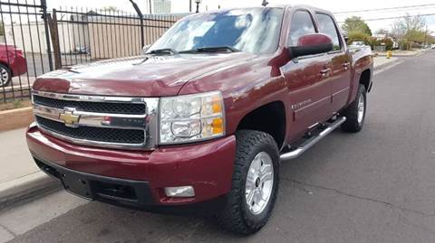 2008 Chevrolet Silverado 1500 for sale at DPM Motorcars in Albuquerque NM