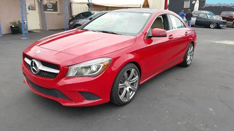 2014 Mercedes-Benz CLA for sale at DPM Motorcars in Albuquerque NM