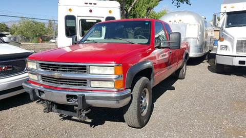 1997 Chevrolet C/K 2500 Series for sale at DPM Motorcars in Albuquerque NM