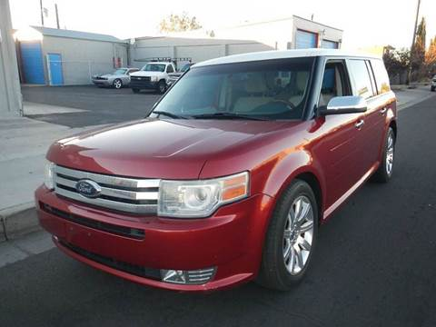 2009 Ford Flex for sale at DPM Motorcars in Albuquerque NM