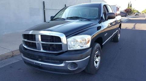 2008 Dodge Ram Pickup 1500 for sale at DPM Motorcars in Albuquerque NM