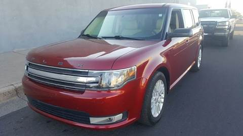 2013 Ford Flex for sale at DPM Motorcars in Albuquerque NM