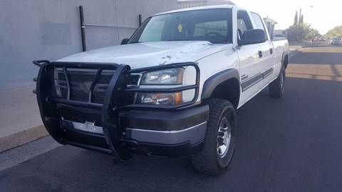 2006 Chevrolet Silverado 2500HD for sale in Albuquerque, NM
