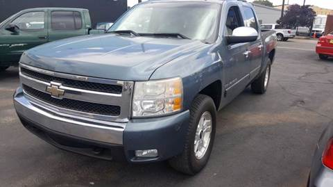 2007 Chevrolet Silverado 1500 for sale at DPM Motorcars in Albuquerque NM