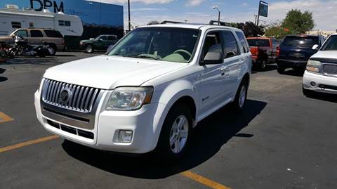 2008 Mercury Mariner Hybrid for sale at DPM Motorcars in Albuquerque NM