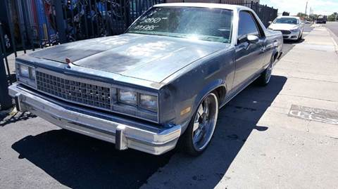 1983 Chevrolet El Camino for sale in Albuquerque, NM