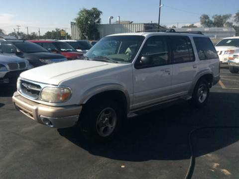 1999 Ford Explorer for sale in Albuquerque, NM