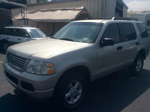 2005 Ford Explorer for sale in Albuquerque, NM