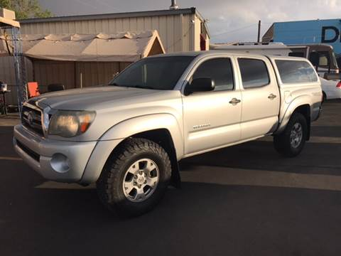 2010 Toyota Tacoma for sale at DPM Motorcars in Albuquerque NM
