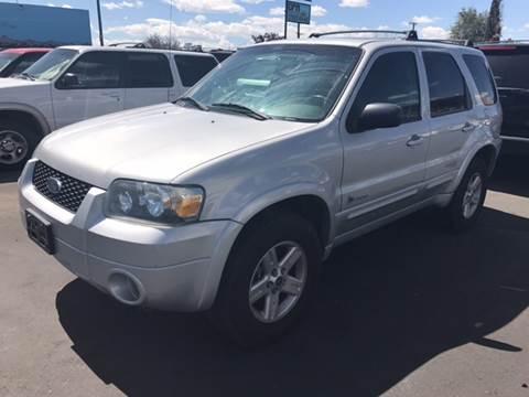 2006 Ford Escape Hybrid for sale in Albuquerque, NM