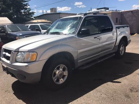 2001 Ford Explorer Sport Trac for sale in Albuquerque, NM