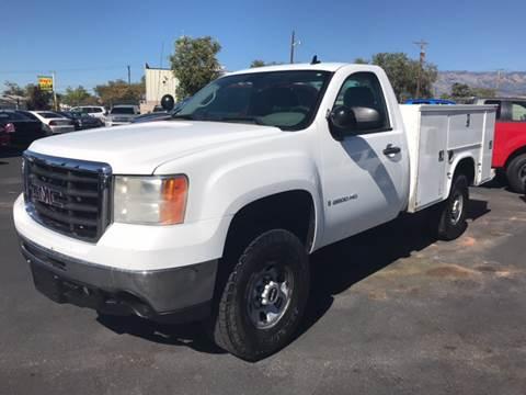 2009 GMC Sierra 3500HD for sale in Albuquerque, NM