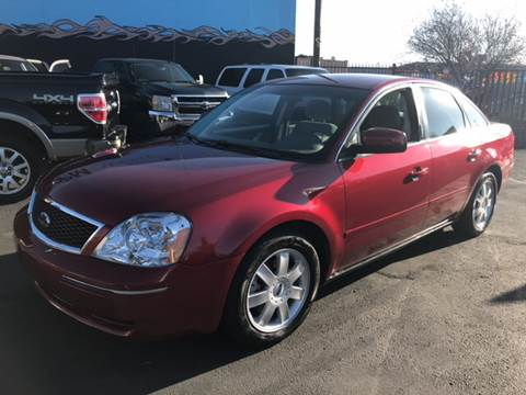 2006 Ford Five Hundred for sale at DPM Motorcars in Albuquerque NM
