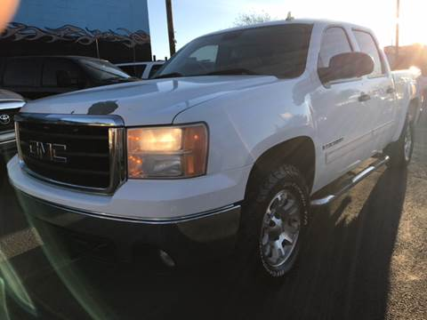 2008 GMC Sierra 1500 for sale at DPM Motorcars in Albuquerque NM