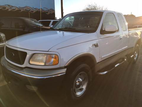 2000 Ford F-150 for sale in Albuquerque, NM