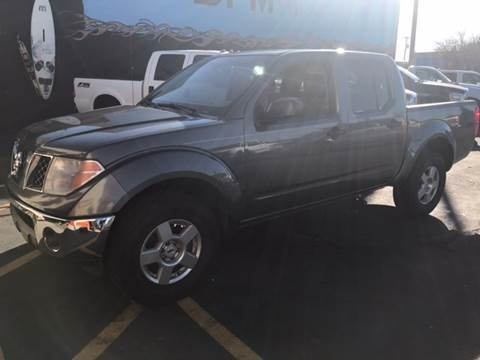 2008 Nissan Frontier for sale in Albuquerque, NM
