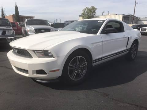 2011 Ford Mustang for sale in Albuquerque, NM