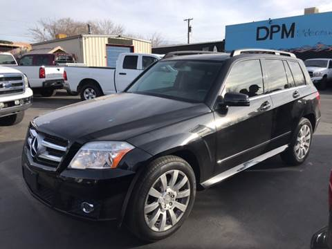 2010 Mercedes-Benz GLK for sale at DPM Motorcars in Albuquerque NM
