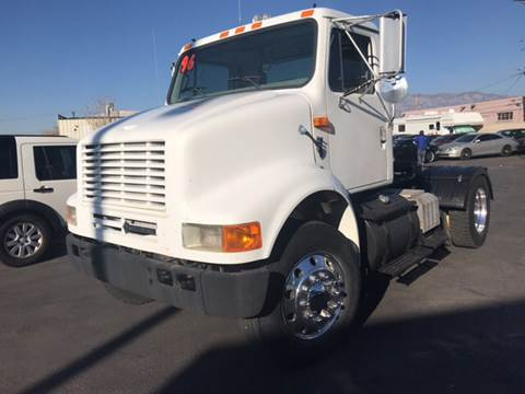 1996 International 8100 for sale at DPM Motorcars in Albuquerque NM