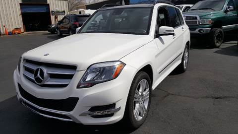 2014 Mercedes-Benz GLK for sale at DPM Motorcars in Albuquerque NM