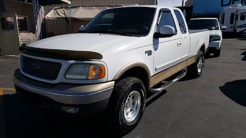 1999 Ford F-150 for sale at DPM Motorcars in Albuquerque NM