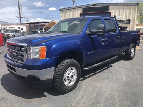 2013 GMC Sierra 2500HD for sale in Albuquerque, NM