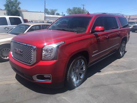 2015 GMC Yukon XL for sale at DPM Motorcars in Albuquerque NM