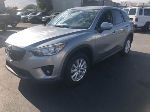 2014 Mazda CX-5 for sale at DPM Motorcars in Albuquerque NM